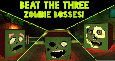 Screenshot of Blockalypse Now! - Zombies!