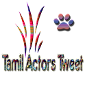 Tamil Actors Tweets logo