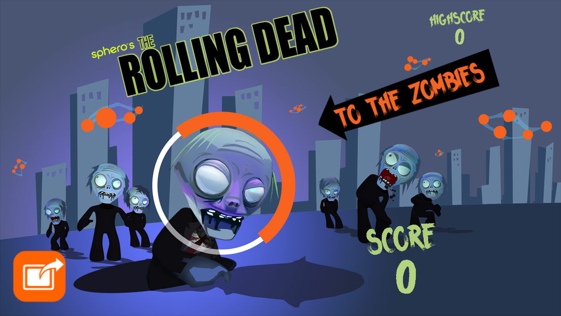 The Rolling Dead - screenshot