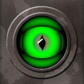 Monster Eye Live Wallpaper