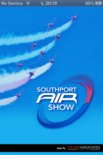 Southport Air Show 2014