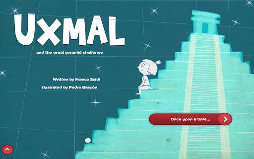 Uxmal Pyramid challenge