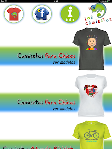 Camisetas Los Camisetos screenshot 7