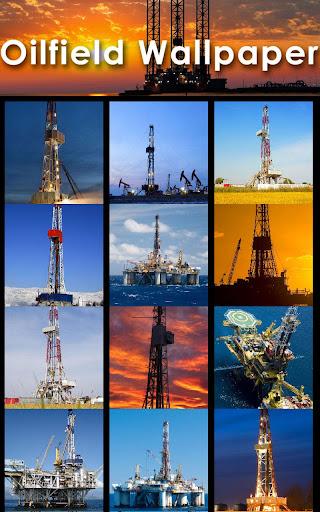Oilfield Wallpaper