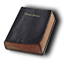 Holy Bible logo