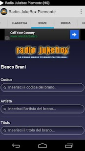 Radio Jukebox Piemonte- miniatura screenshot