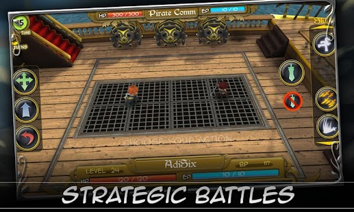 Dueling Blades - screenshot thumbnail