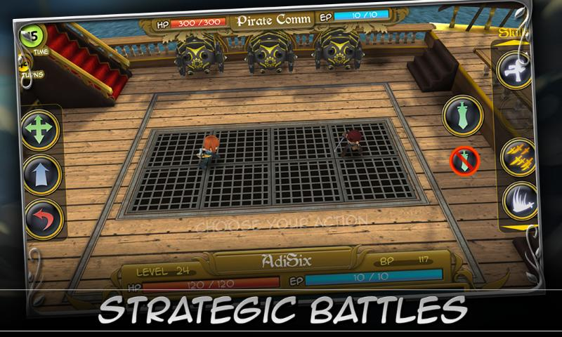 Dueling Blades - screenshot