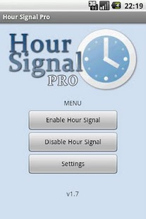 Hour Signal Pro