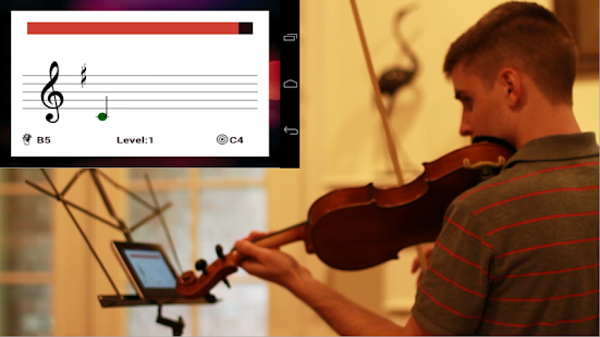Sheet Music Trainer- screenshot thumbnail
