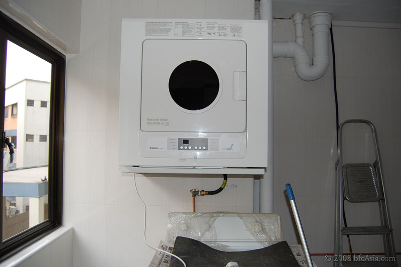 Design Challenges Review Rinnai Tumble Dryer Rdt 600cg