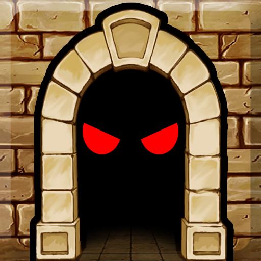 冒險App|Dungeon Flicker(ダンジョンフリッカー) LOGO-3C達人阿輝的APP