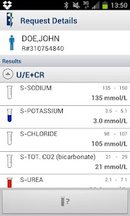 Lancet Mobile- screenshot thumbnail