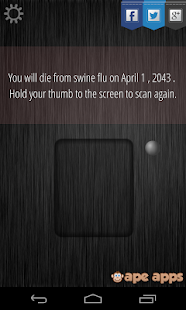 Death Scanner - screenshot thumbnail