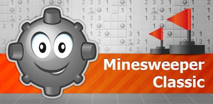 Minesweeper Classic - классическая игра Сапер на android скачать