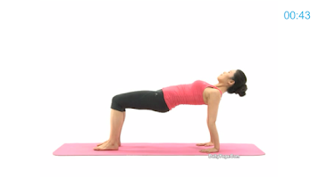 Screenshot of Yoga for Toned Arms (PRO)