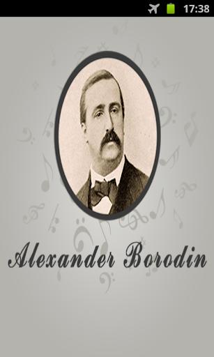 Alexander Borodin Music Works
