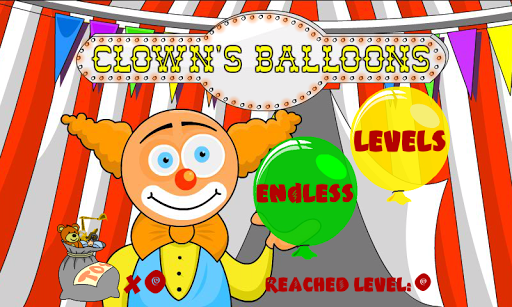 Clown's Balloons