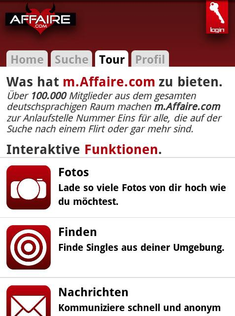 Jaumo Flirt Chat amp Dating Android Apps auf Google Play