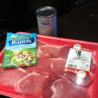 Momstyle Monday – eMeals, Creamy Ranch Pork Chops