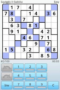Super Sudoku - screenshot thumbnail