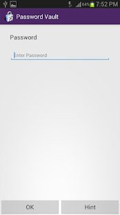 Password Vault- screenshot thumbnail