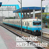 Hyderabad MMTS Timetable