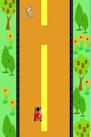 Screenshot of Baby Racing Kart