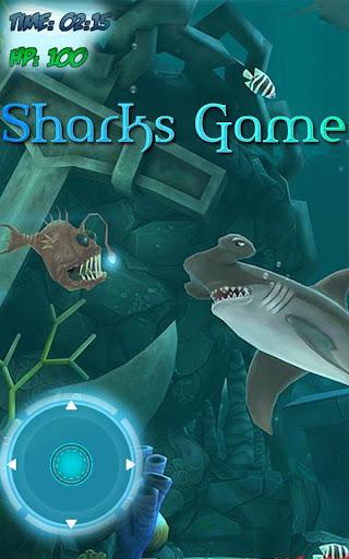 鯊魚免費遊戲