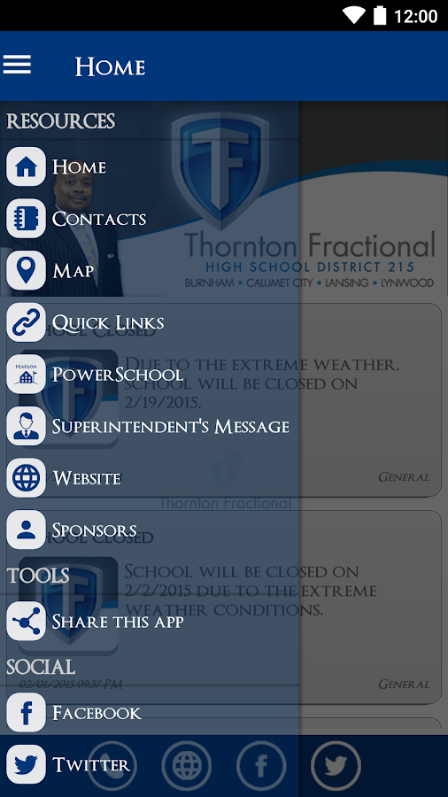 Thornton Fractional Dist 215- screenshot