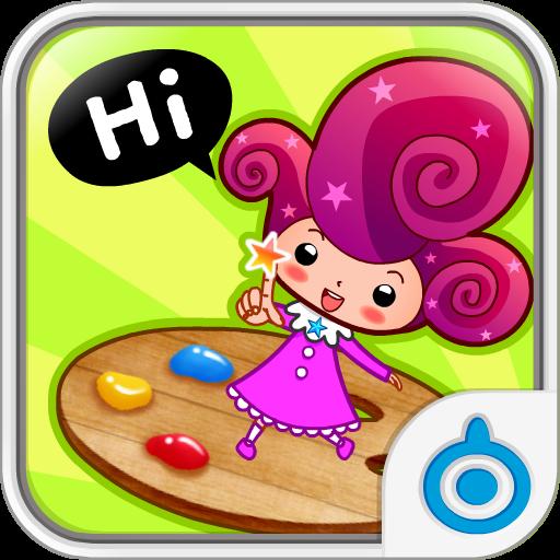 깨비키즈 깨비 색칠놀이 教育 App LOGO-硬是要APP