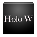 Holo White CM11 Theme