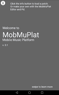 MobMuPlat- screenshot thumbnail