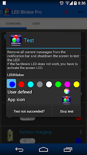 LED Blinker Notifications Pro 6.6.2 build 283 [Pro Unlocked] MOD Apk 2