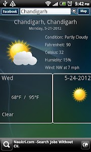 Weather Guide screenshot 5