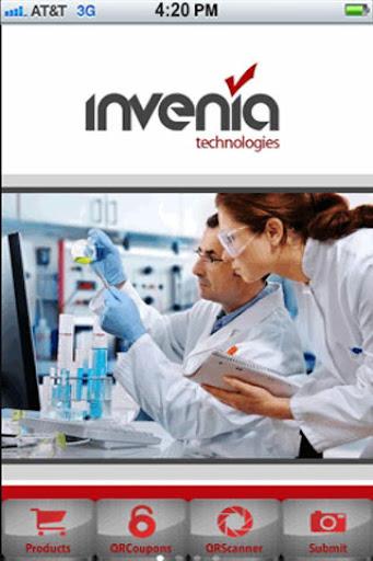 Invenia technologies OLD