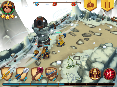 Royal Revolt! APK screenshot thumbnail 9