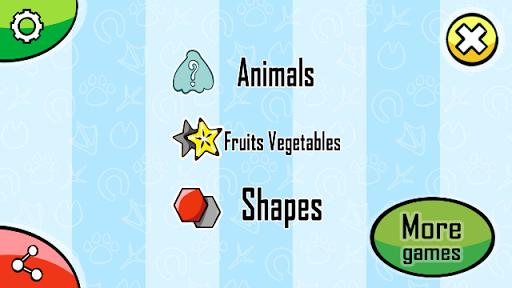 Shape match puzzle games