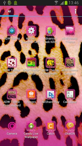 玩免費個人化APP|下載ADW主題粉紅豹 app不用錢|硬是要APP