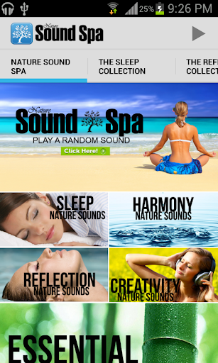 Nature Sound Spa Nature Sounds