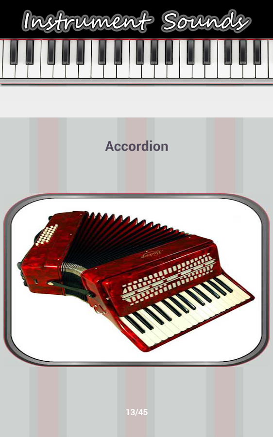 Musical Instrument Sounds Android Apps On Google Play
