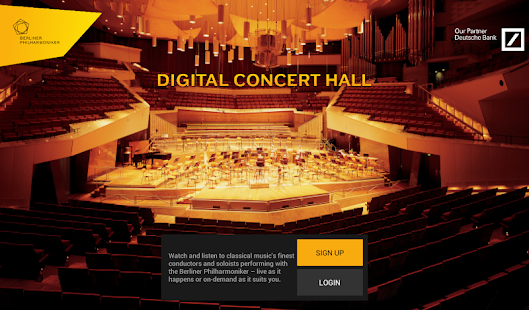 Digital Concert Hall Screenshot 19