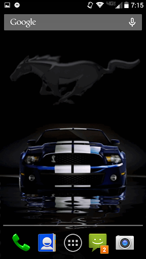 Shelby Mustang Live Wallpaper