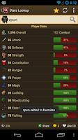 Screenshot of RuneScape SwiftKit Mobile