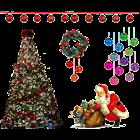 Christmas Night Sticker icon