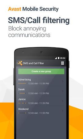 Mobile Security & Antivirus 4.0.7891 screenshot 6023