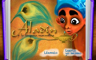 Screenshot of Aladín y la Lámpara Maravillos