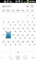 Screenshot of LauncherPro Plus s23 BW