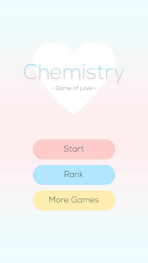 Chemistry : Game about love