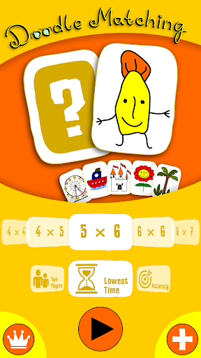 Doodle Matching: Memory Game